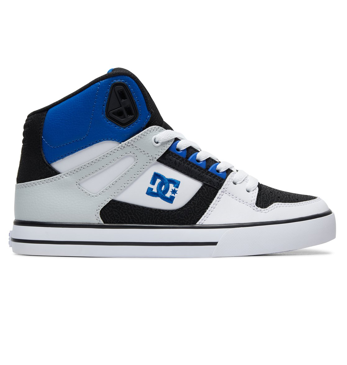 Image is loading DC-Shoes-Pure-SE-High-Top-Shoes-ADYS400043 15aa0998fe8
