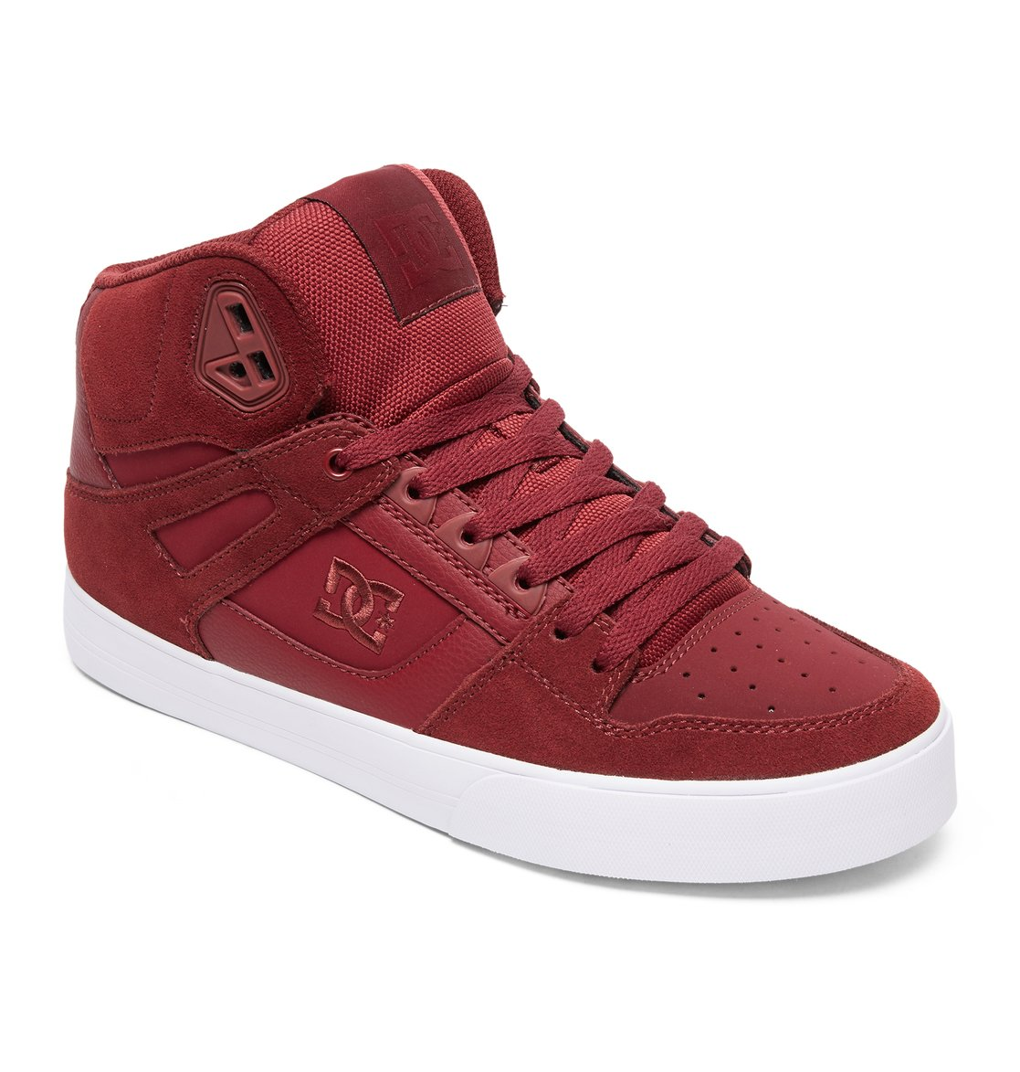 14f7ac1eced 1 Pure SE - Chaussures montantes pour Homme Rouge ADYS400043 DC Shoes