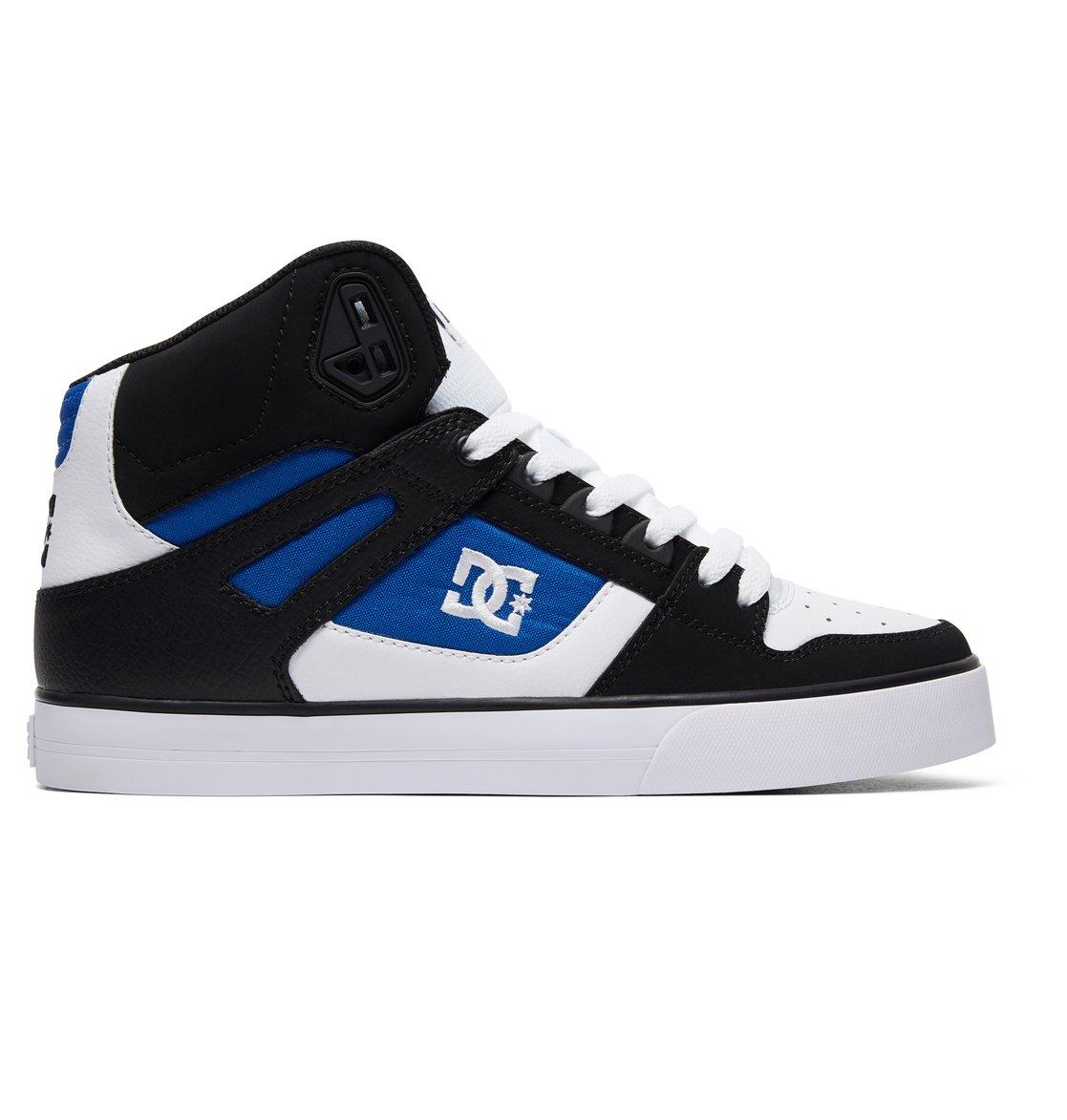 3c07c71a559 0 Pure SE - High-Top Shoes White ADYS400043 DC Shoes