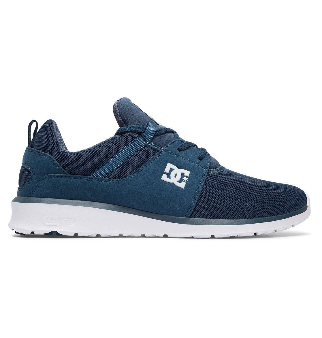 64659861772 0 Heathrow - Baskets Bleu ADYS700071 DC Shoes