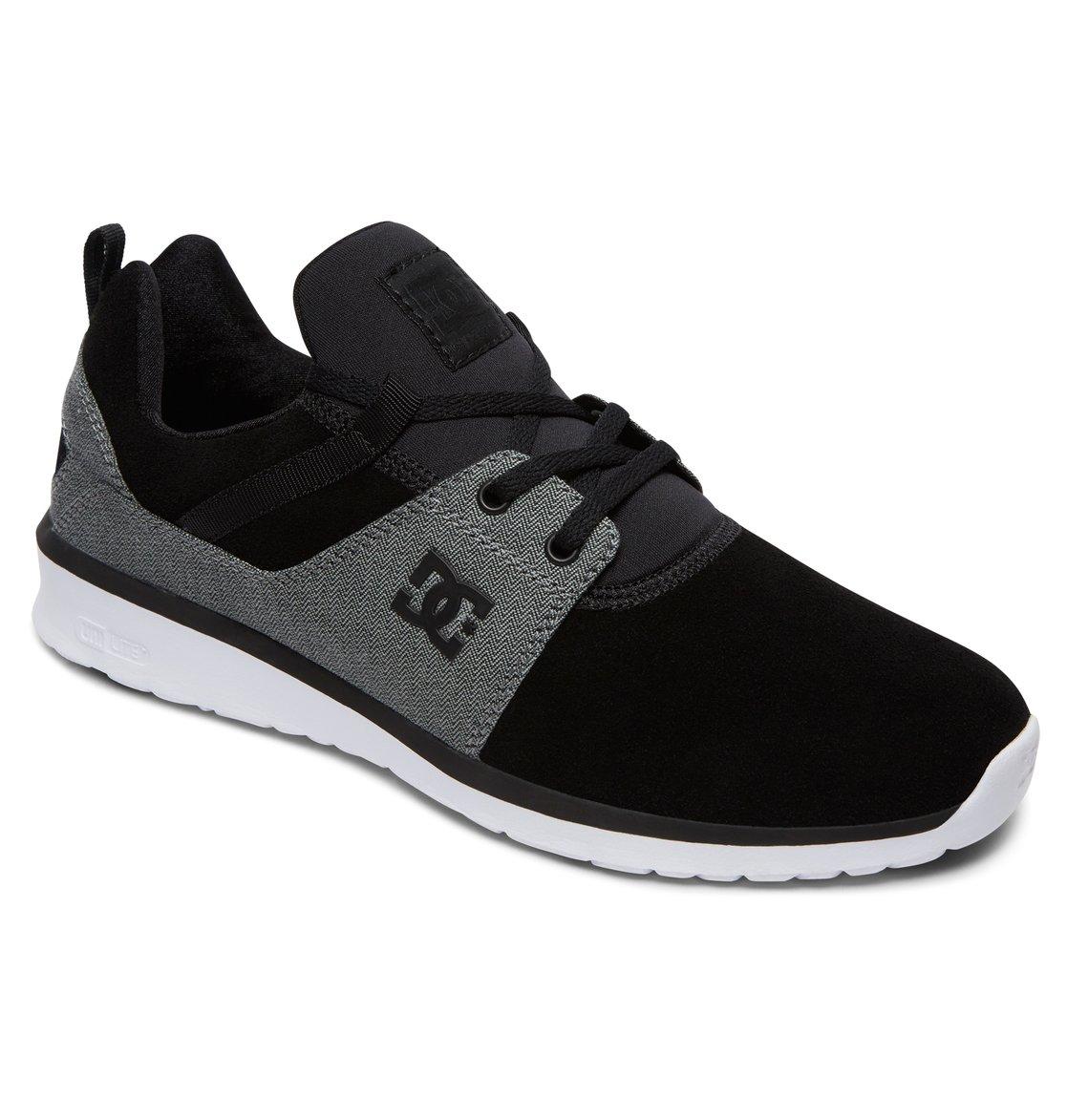 DC Shoes Schuhe »Heathrow SE«, schwarz, Black/white print