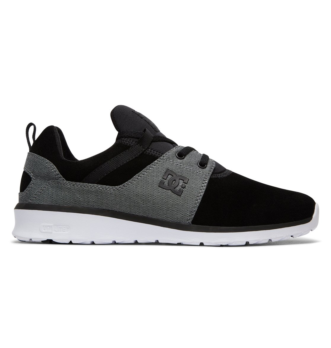 Mens Heathrow Low-Top Sneakers DC