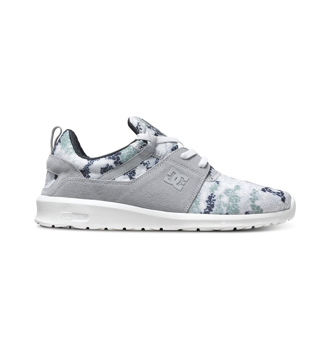 DC Shoes HEATHROW - Trainers - grey