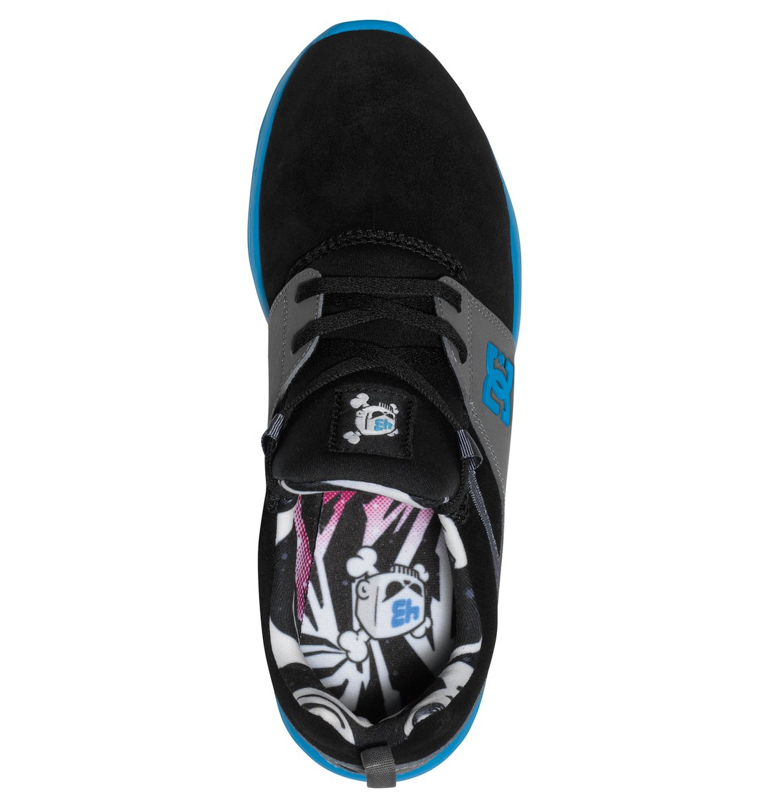 size 40 e3ffd 734d5 Heathrow KB - Low Top Schuhe ADYS700075 | DC Shoes