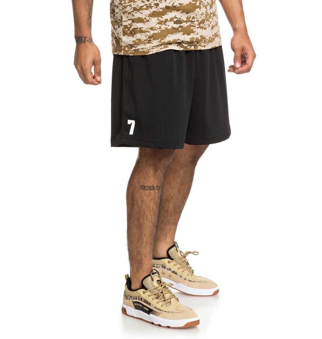 DC schuhe™ Mesh - - - Basketball Shorts for Men - Basketball-Shorts - Männer | Spielen Sie Leidenschaft, spielen Sie die Ernte, spielen Sie die Welt  b3b38d