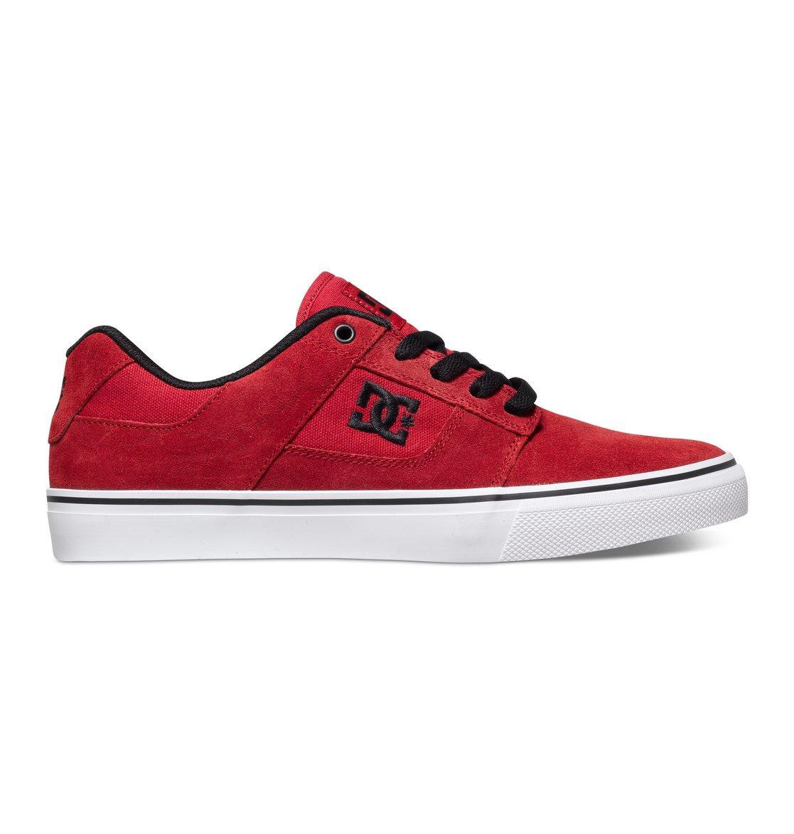 ec0dff97b1 0 Tênis masculino Bridge Vermelho BR320096 DC Shoes