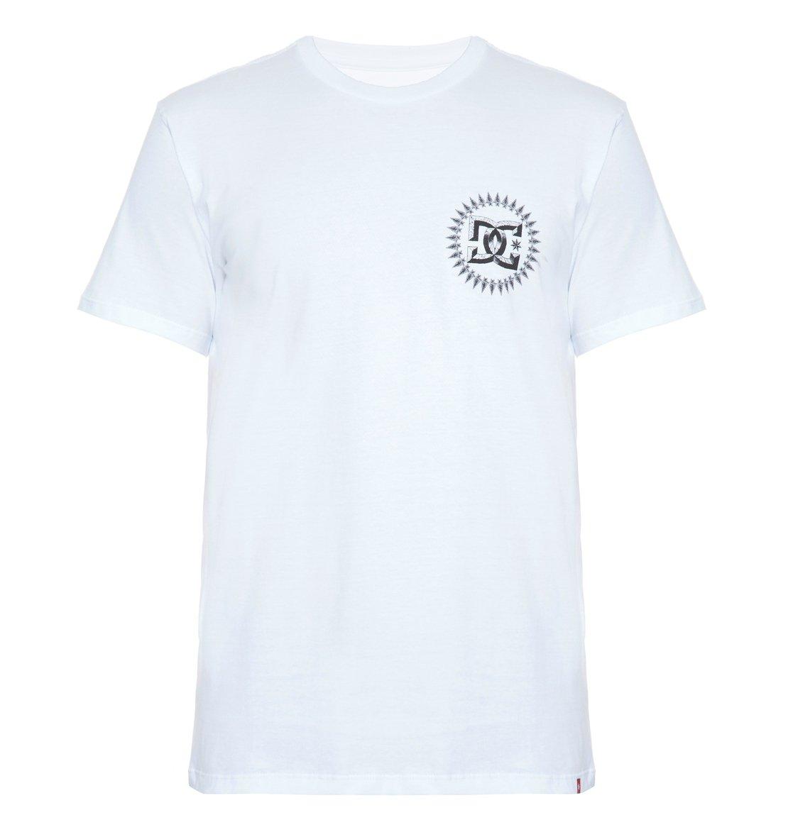 0 Camiseta básica m c masculina Tomahawks BR61113813 DC Shoes c56ee8d2996