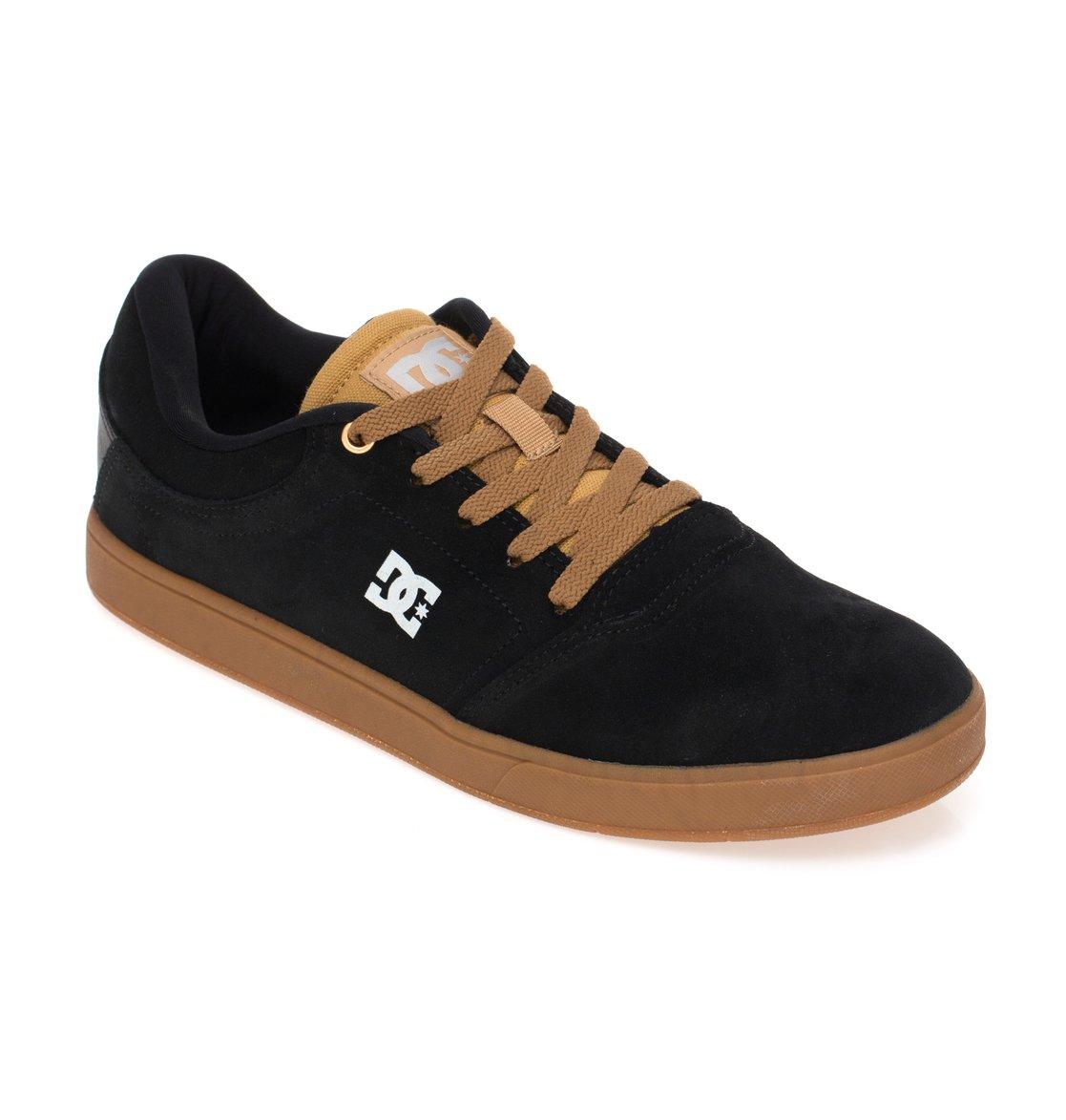 1 Tênis masculino Crisis LA Marrom BRADYS100029L DC Shoes 50caa117ed952