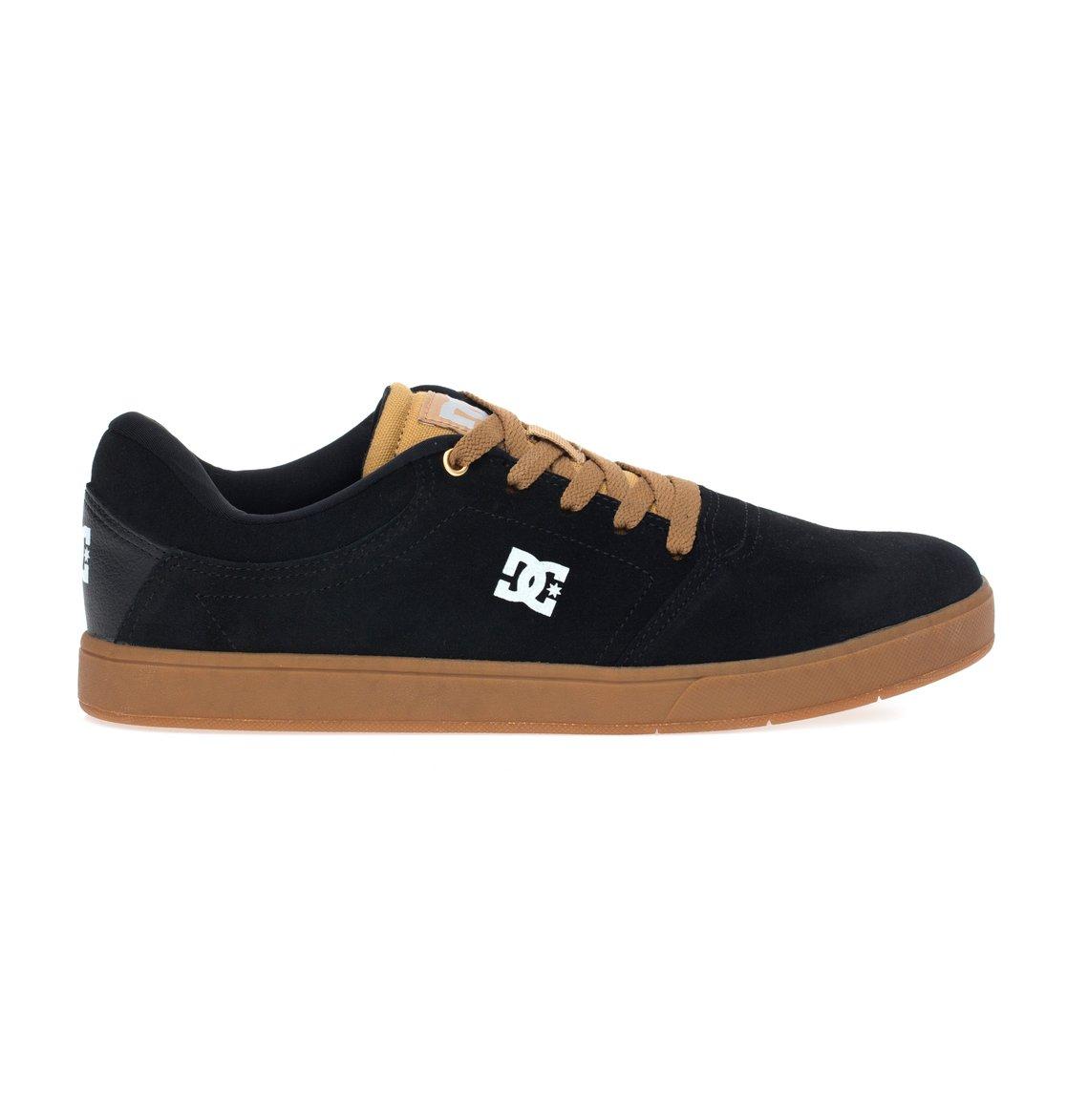 0 Tênis masculino Crisis LA Marrom BRADYS100029L DC Shoes b99657da5acb4