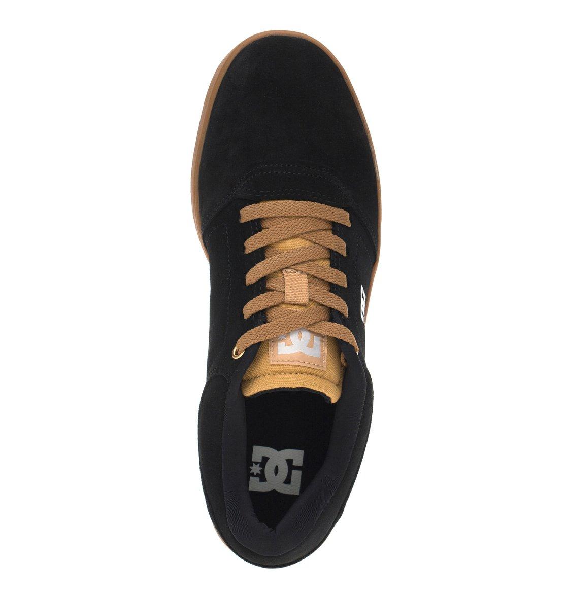 3 Tênis masculino Crisis LA Marrom BRADYS100029L DC Shoes 7bb0138f49f15