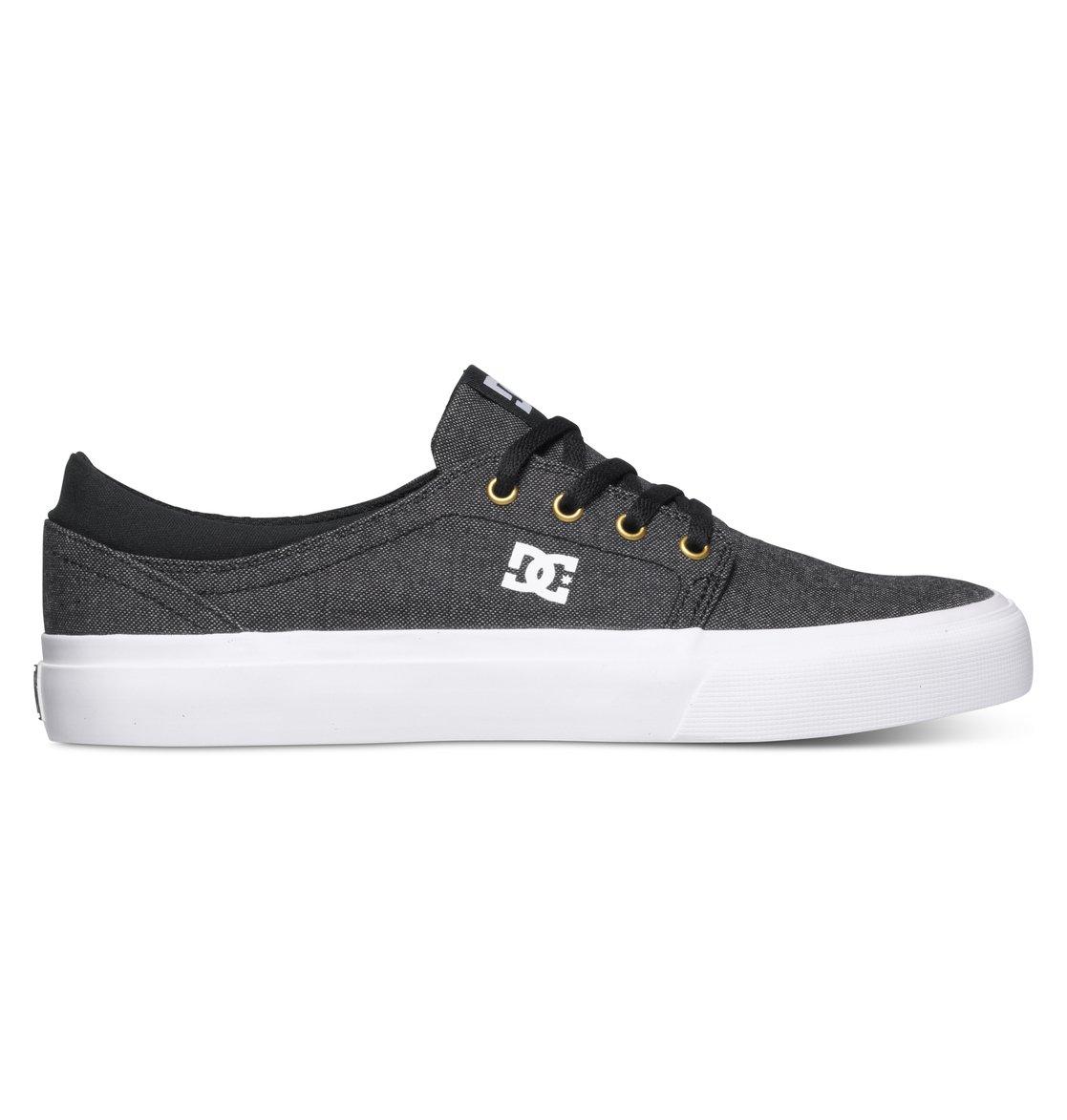 69d2a9d99a 0 Tênis masculino Trase TX SE Preto BRADYS300123 DC Shoes