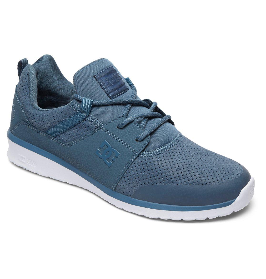 4c1704f0c9 1 Tenis Masculino DC Shoes Heathrow Prestige Azul BRADYS700084 DC Shoes
