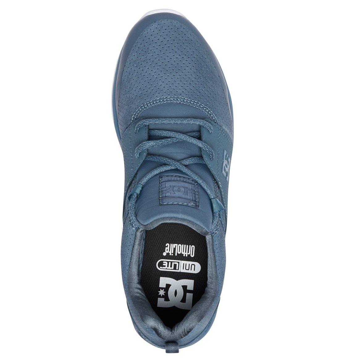 bc40c2cfad 3 Tenis Masculino DC Shoes Heathrow Prestige Azul BRADYS700084 DC Shoes