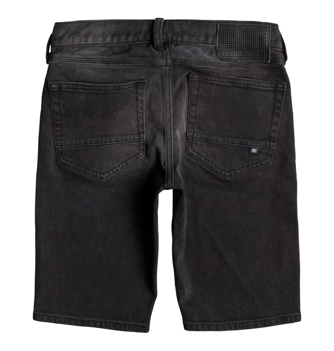 2 Washed Straight - Pantalones Cortos Vaqueros EDBDS03011 DC Shoes 510f07f015a4