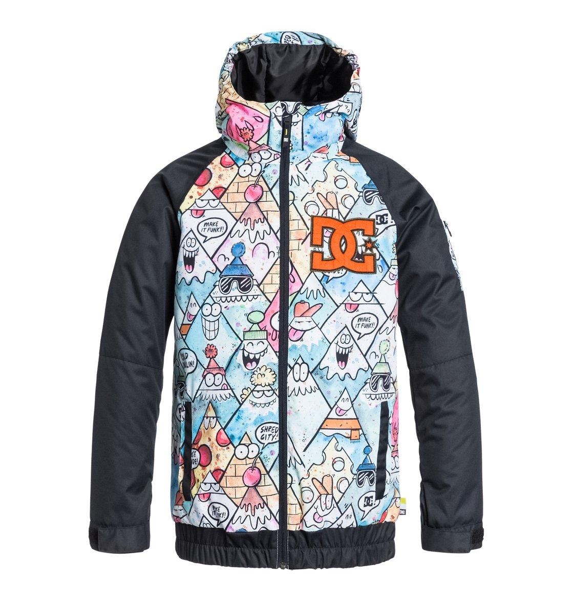 eeb417618 0 Troop - Snowboard Jacket EDBTJ03005 DC Shoes