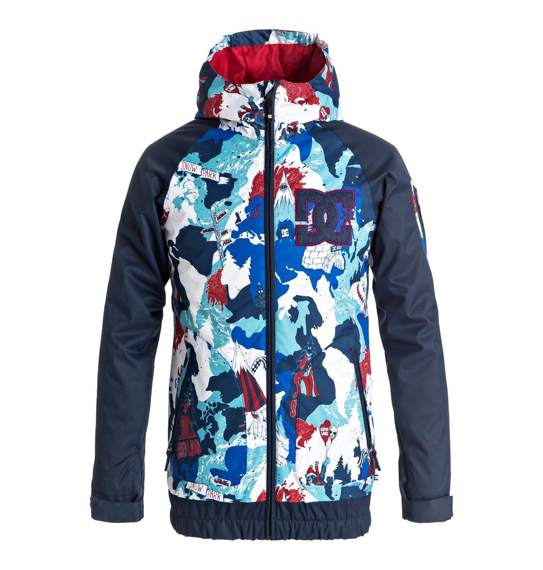 6d8a17995 Boy s 8-16 Troop Snow Jacket EDBTJ03019