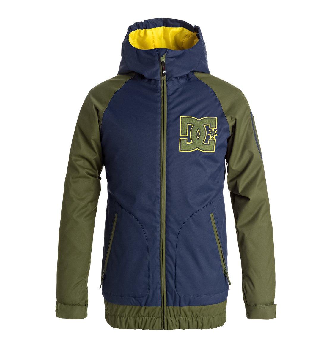 3a6642a5a Troop - Snow Jacket for Boys 8-16 EDBTJ03019