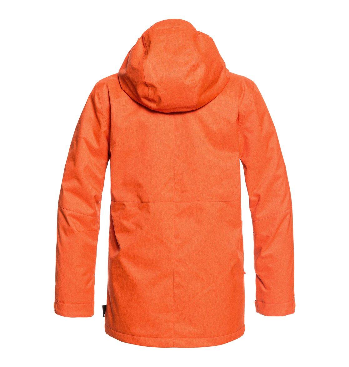 854e5af81aef DC Shoes™ Boy s 8-16 Servo Snow Jacket EDBTJ03026