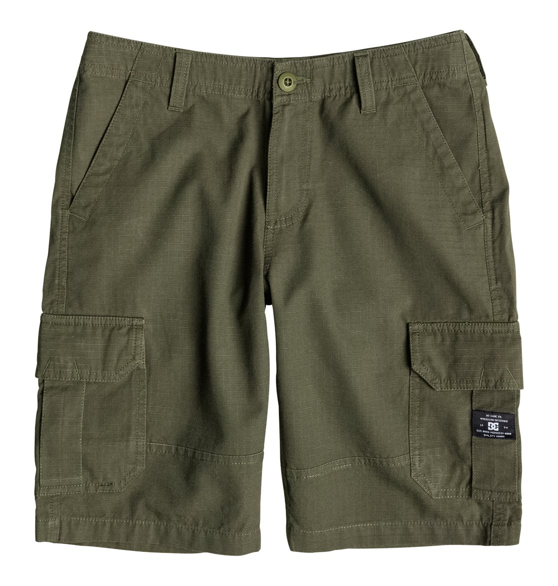 DC Shoes RIPSTOP CARGO - Short - khaki RoX4A