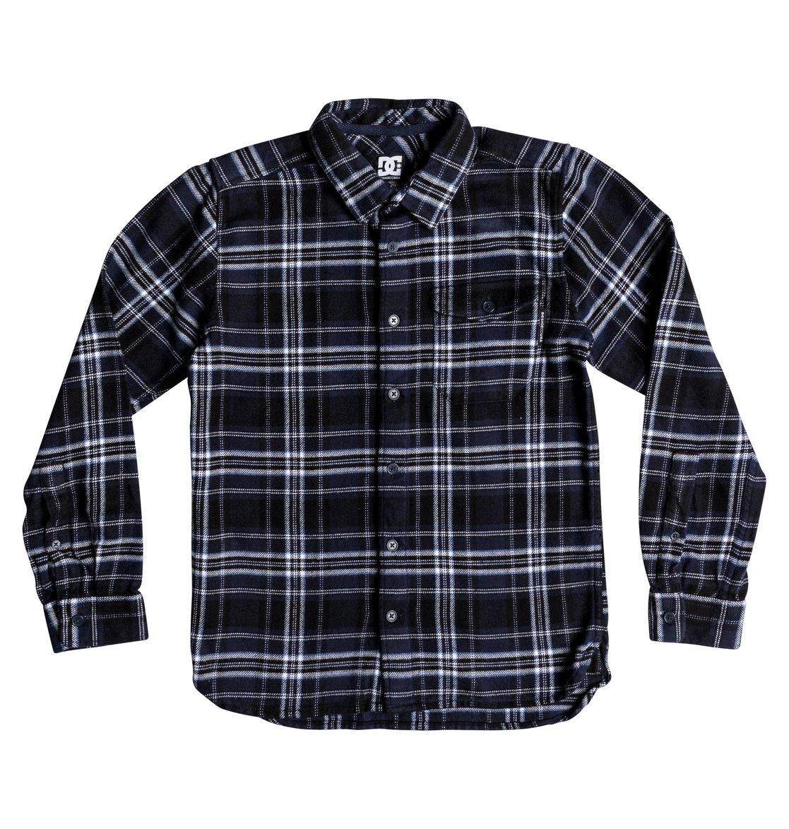 Flanellen Overhemd.Marsha Flanellen Overhemd Met Lange Mouwen Edbwt03047