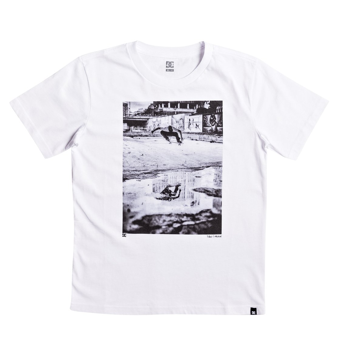 DC-Shoes-Tiago-Switch-Ollie-T-Shirt-Camiseta-Chicos