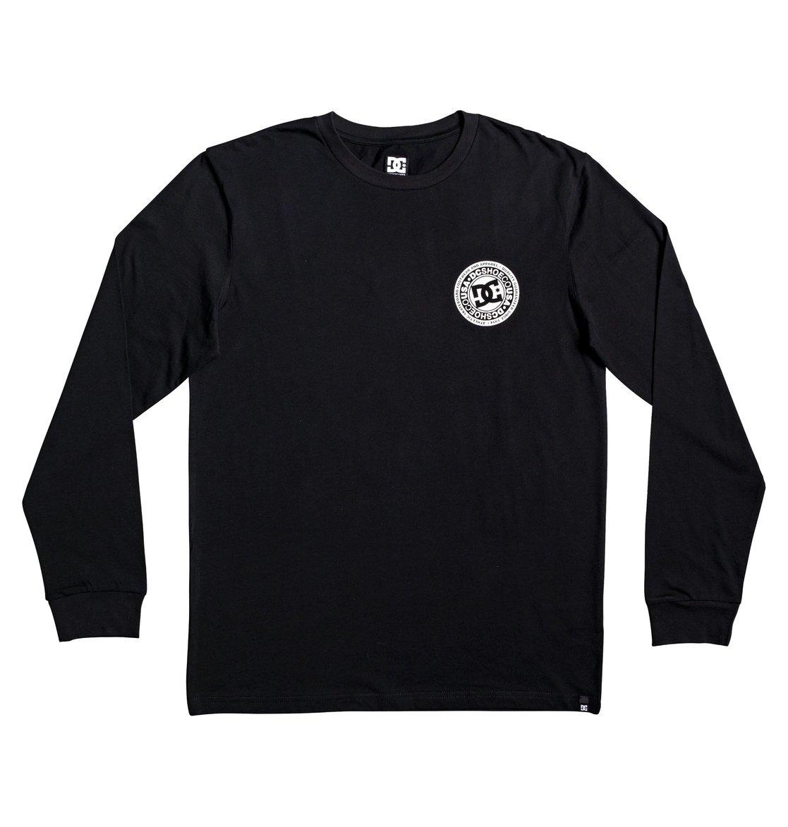 afb806739f Circle Star - Long Sleeve T-Shirt for Boys 8-16 EDBZT03283 | DC Shoes