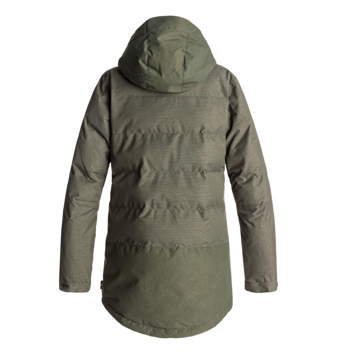 1 Сноубордическая куртка Liberty Зеленый EDJTJ03023 DC Shoes c8c5a1af4dd