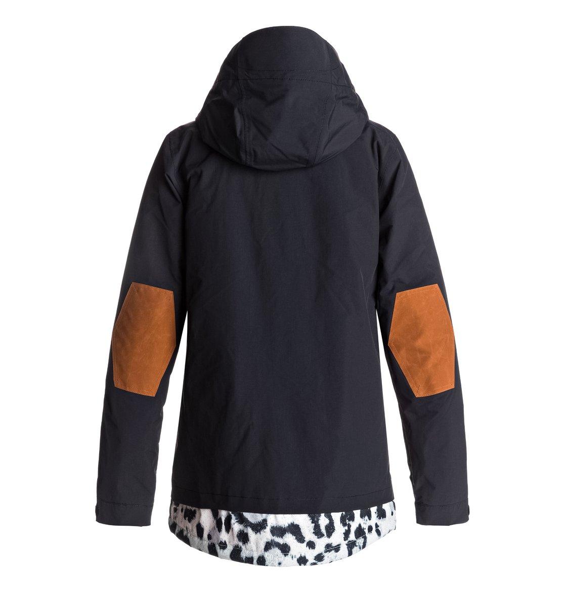 1 Сноубордическая куртка Riji Черный EDJTJ03026 DC Shoes 2dce7f6ac0c