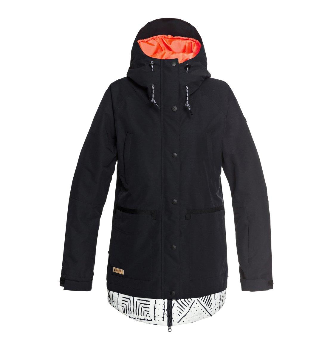 Riji Parka Snow Jacket For Women 3613373677587 Dc Shoes