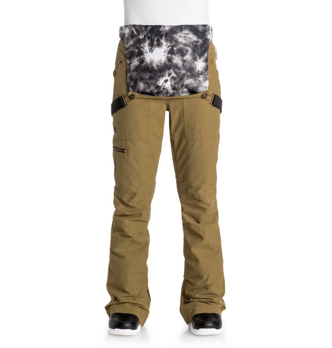 1 Women s Collective Bib Snow Pants EDJTP03006 DC Shoes 531c0c275