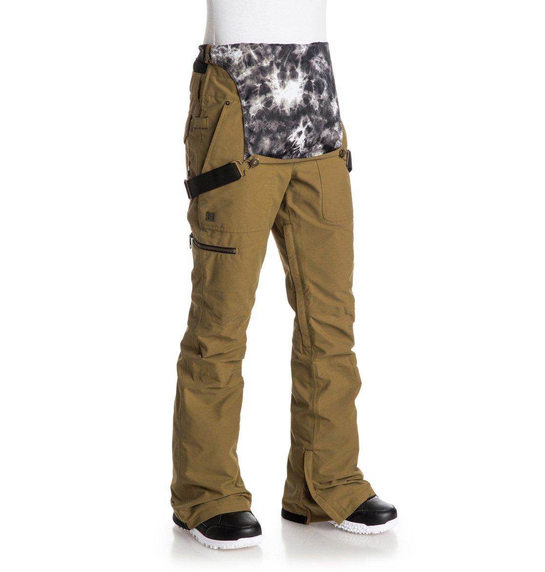 3 Women s Collective Bib Snow Pants EDJTP03006 DC Shoes 9f906ec37