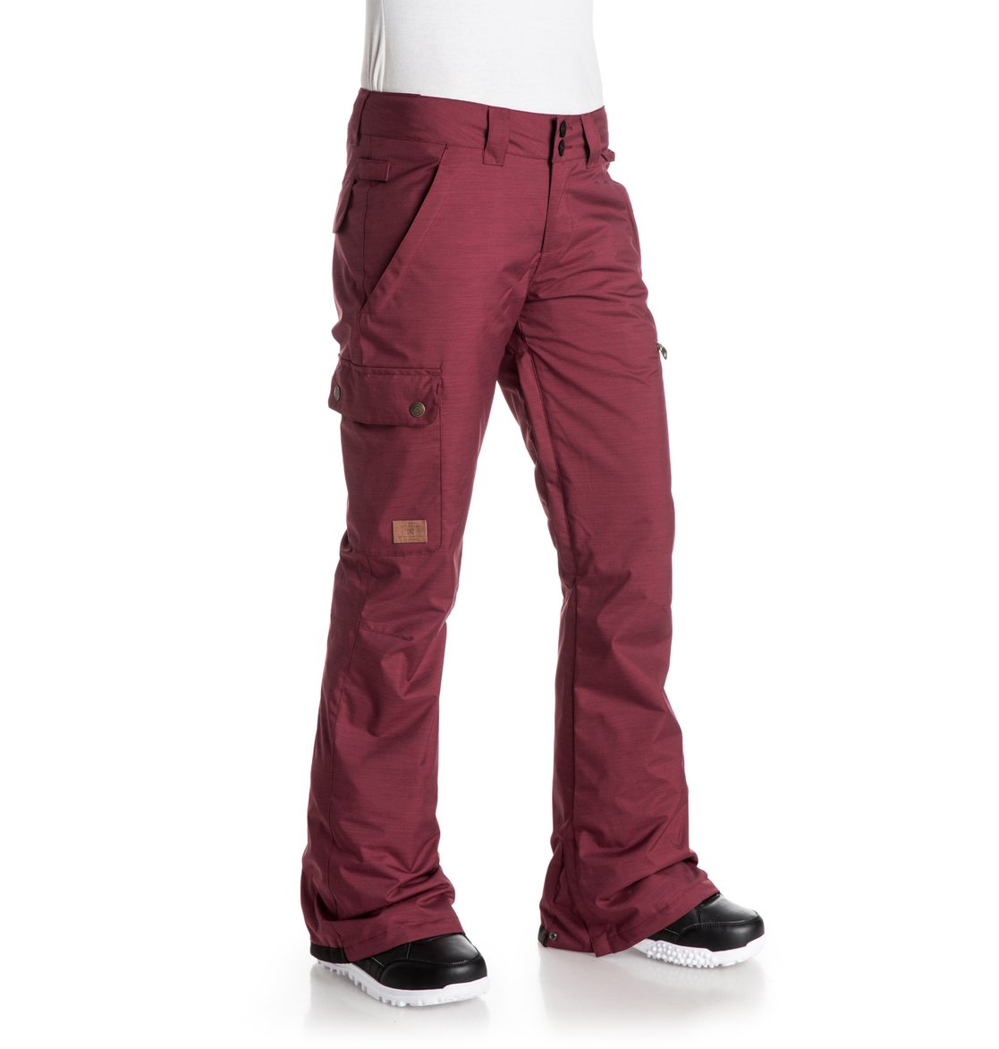Pantalon Snow Dc Shoes Rouge