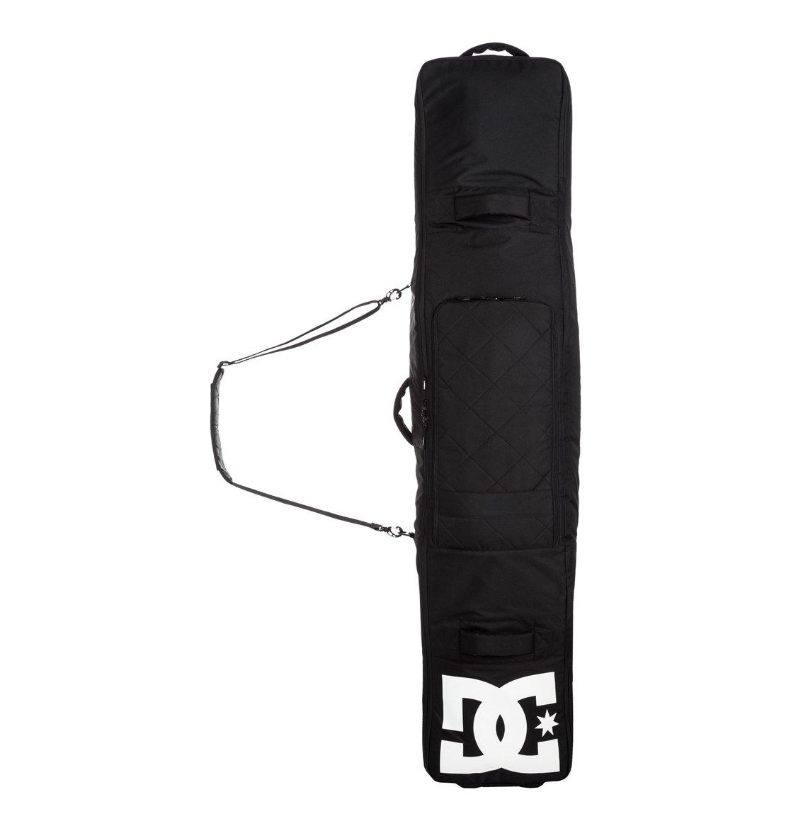 0 Men S Claimer Wheeled Snowboard Bag Edyba03017 Dc Shoes
