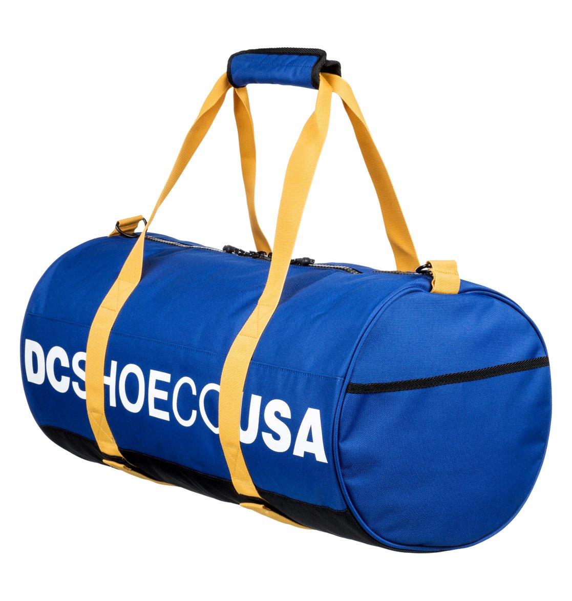 1 Plunger 45l Large Duffle Bag Blue Edyba03040 Dc Shoes