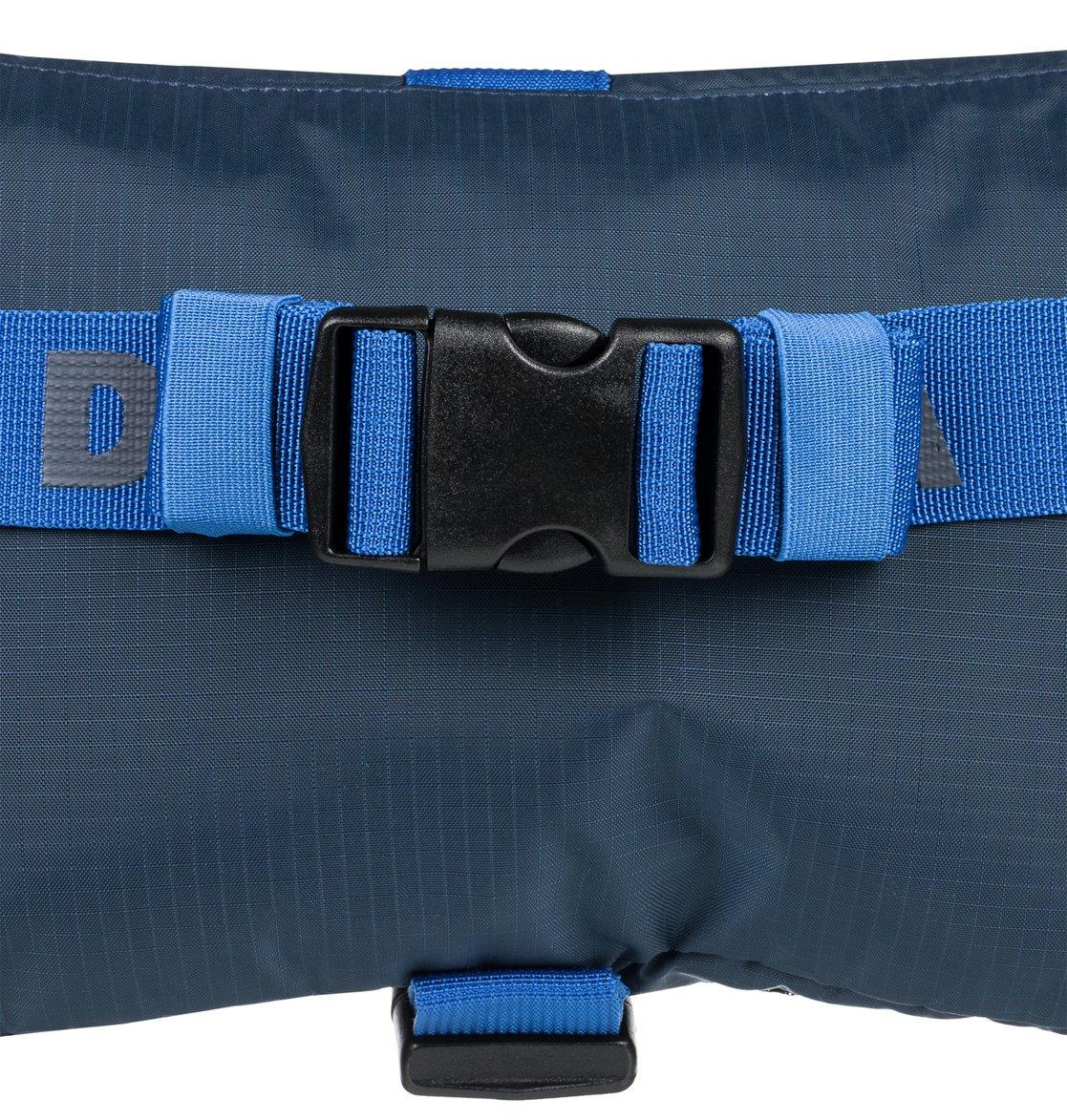 2 Nawson Bag 1.5L Small Shoulder Bag Blue EDYBA03046 DC Shoes d4336f06f74e2