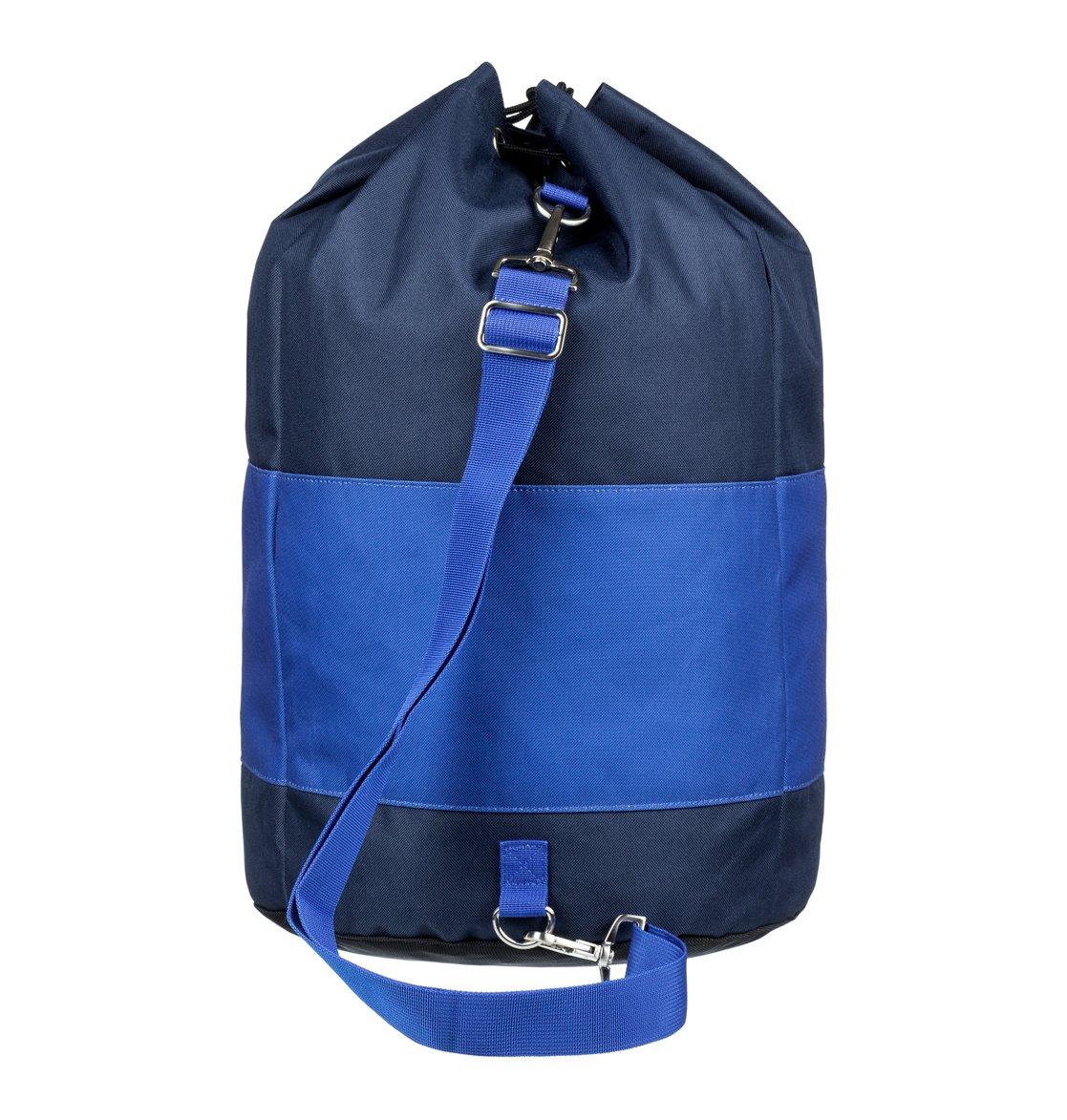 2 Plop Sack 75L Oversized Drawstring Duffle Bag Blue EDYBA03048 DC Shoes 362ff3532755c