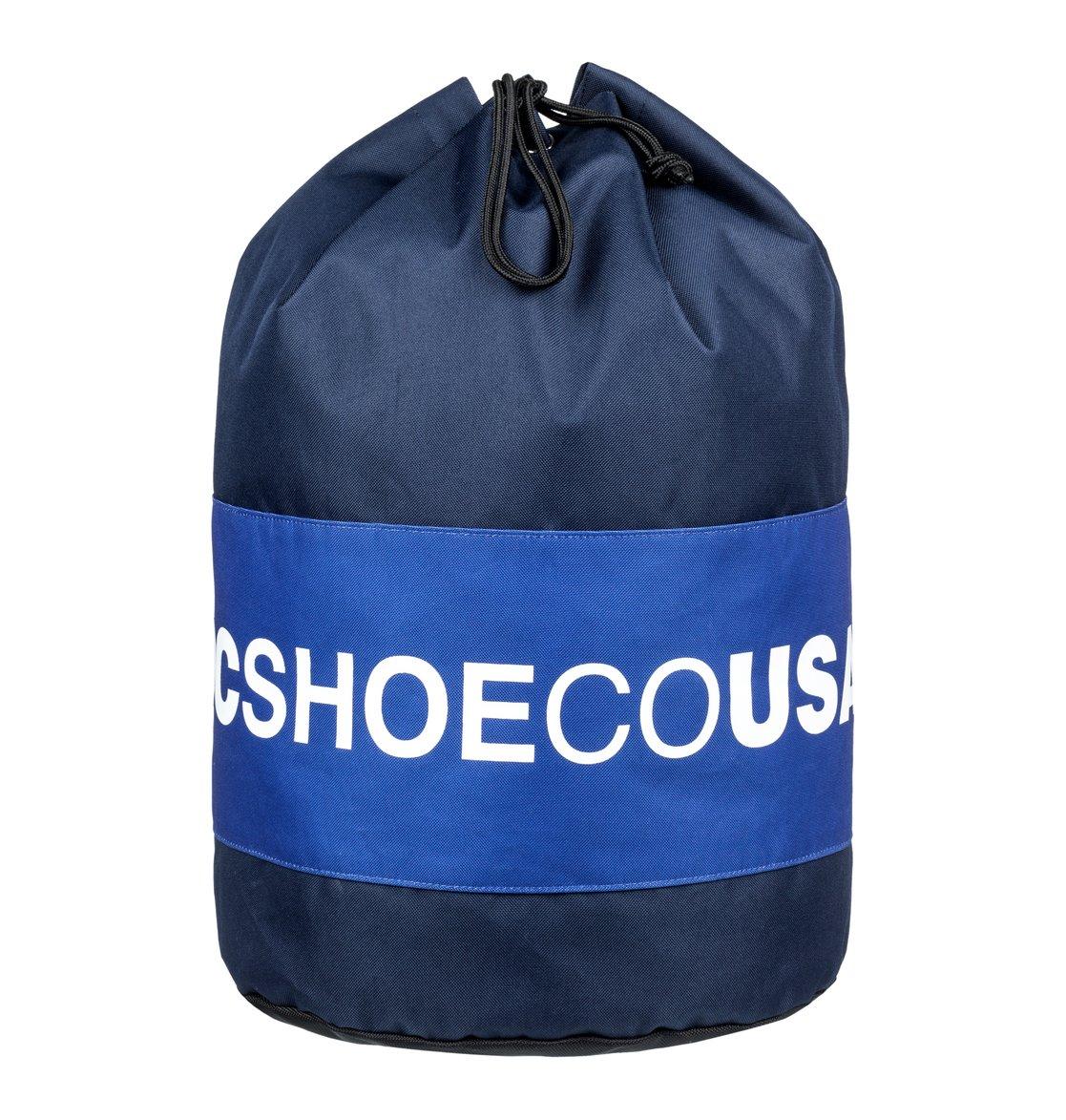 0 Plop Sack 75L Oversized Drawstring Duffle Bag Blue EDYBA03048 DC Shoes 3c18bbef7519a