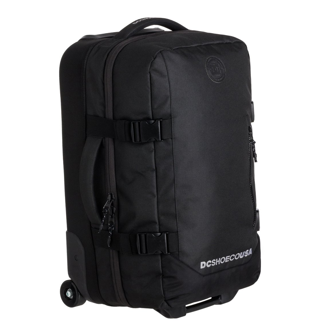 Forager Cabin 56l Wheeled Cabin Suitcase Edybl03008 Dc Shoes