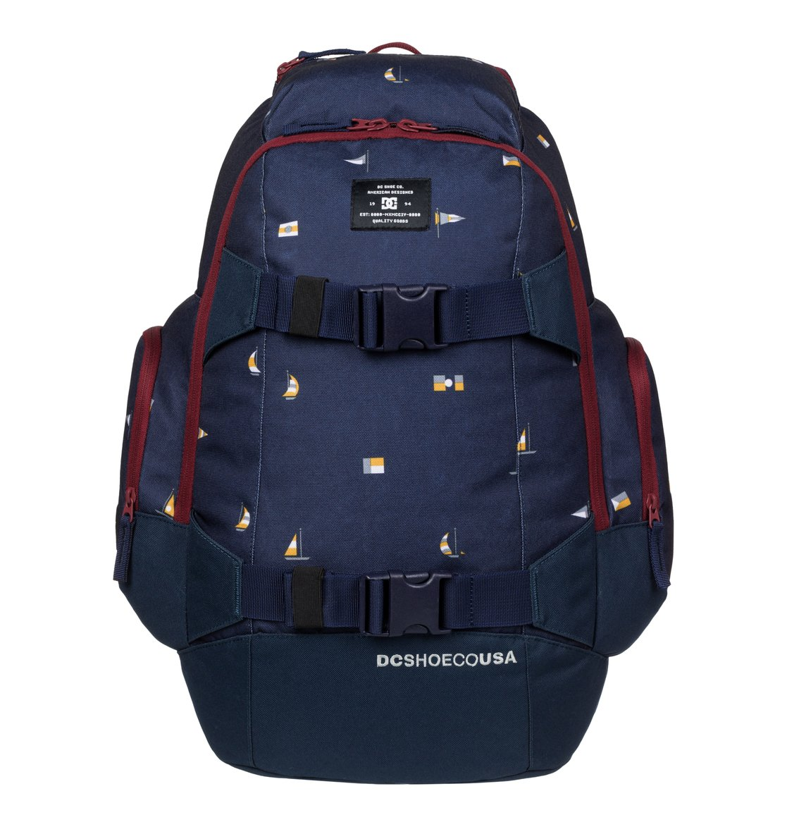 Clearance Countdown Package Genuine Online DC THE BREED men's Backpack in Outlet Countdown Package L1rIk