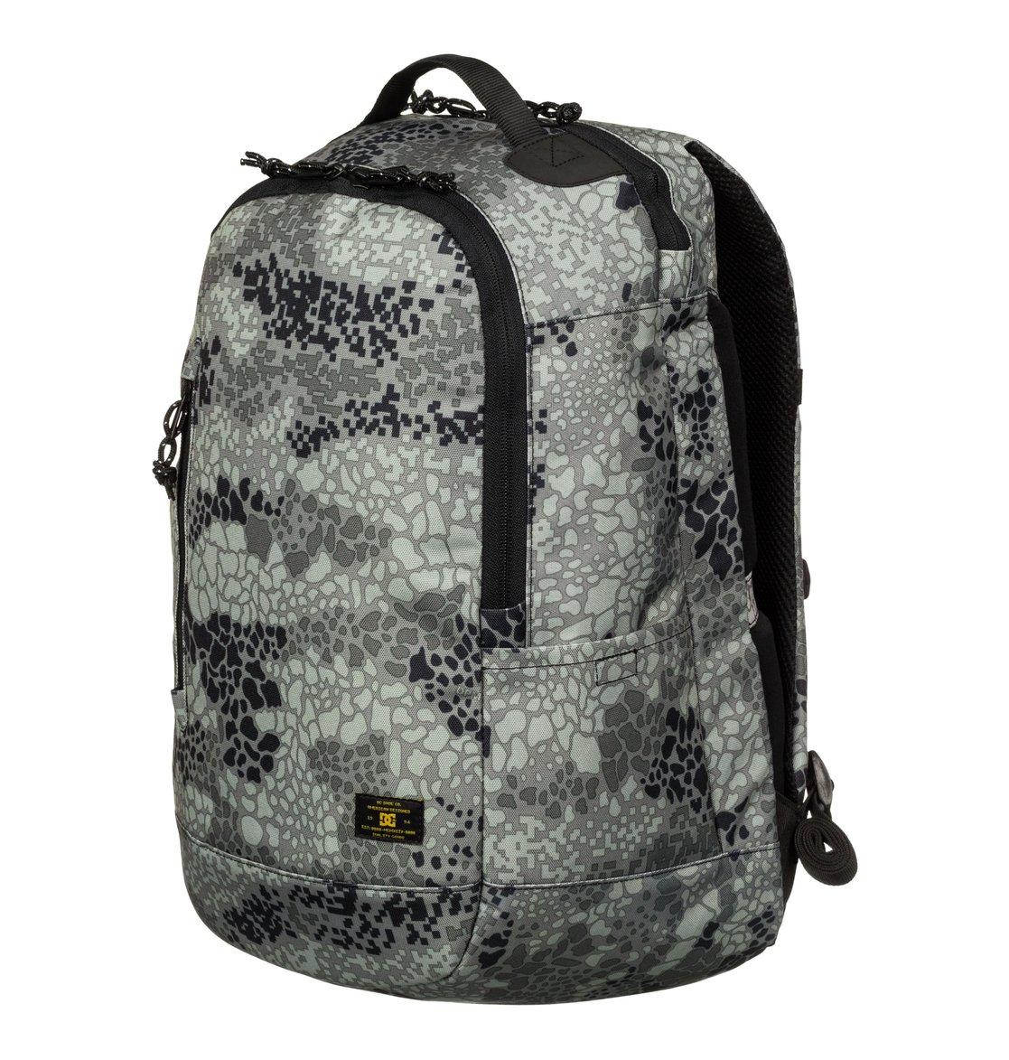 f7c14abf2b9 1 Trekker DPM - Backpack EDYBP03059 DC Shoes