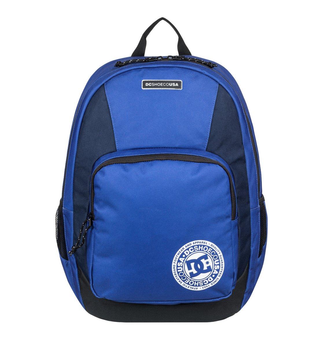 c7dc2e761b 0 The Locker 23L Medium Backpack Blue EDYBP03176 DC Shoes