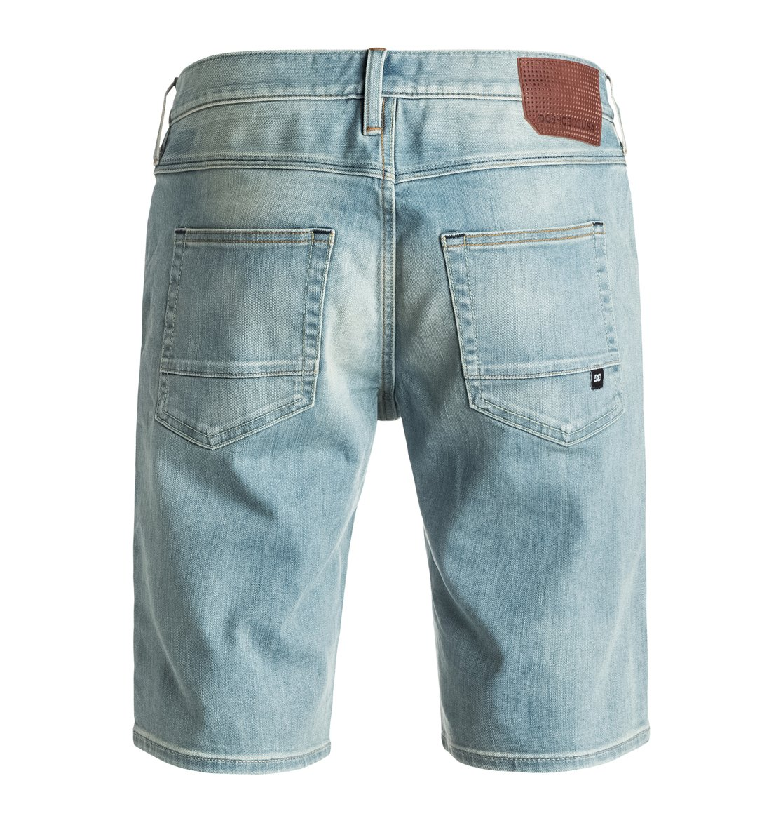 3 Washed Straight - Pantalones Cortos Vaqueros EDYDS03019 DC Shoes a2ae127567fc