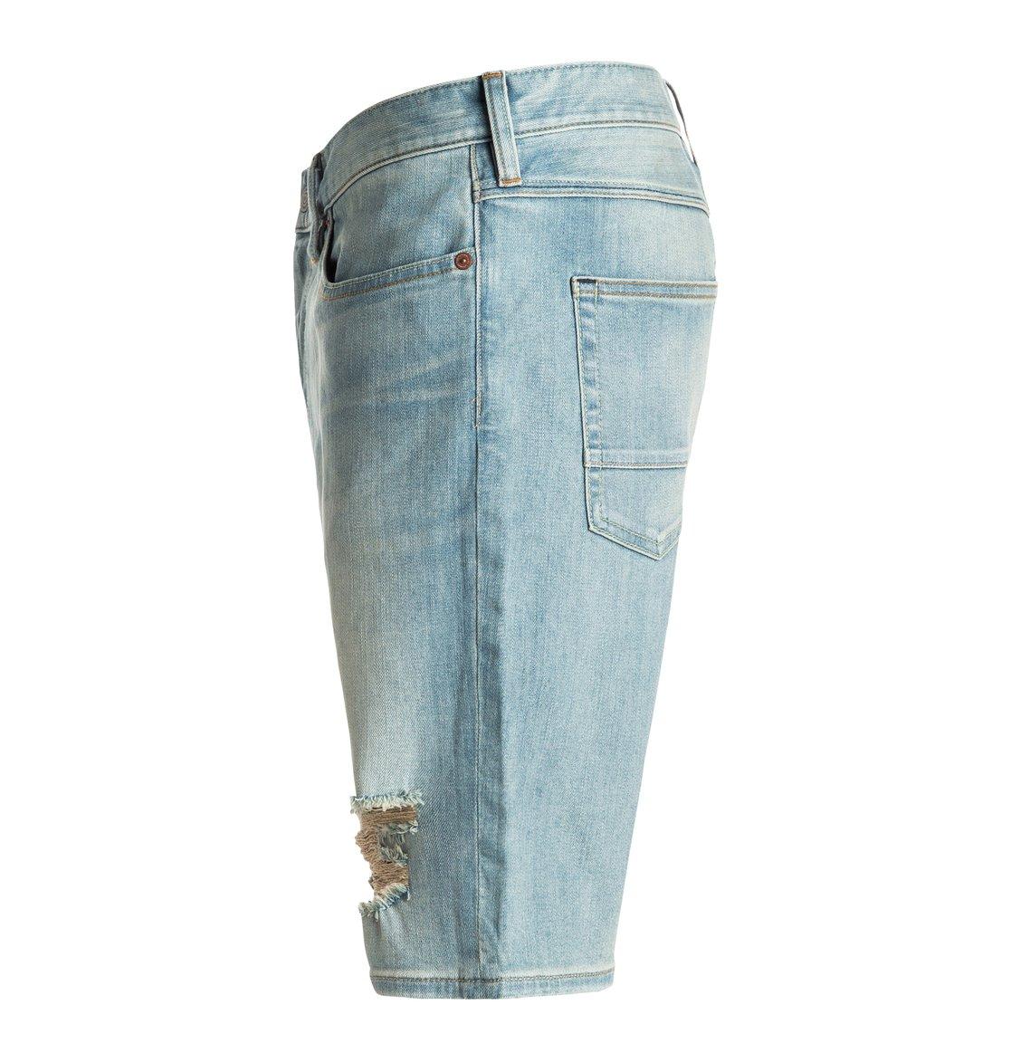 1 Washed Straight - Pantalones Cortos Vaqueros EDYDS03019 DC Shoes 5002d248f0bd