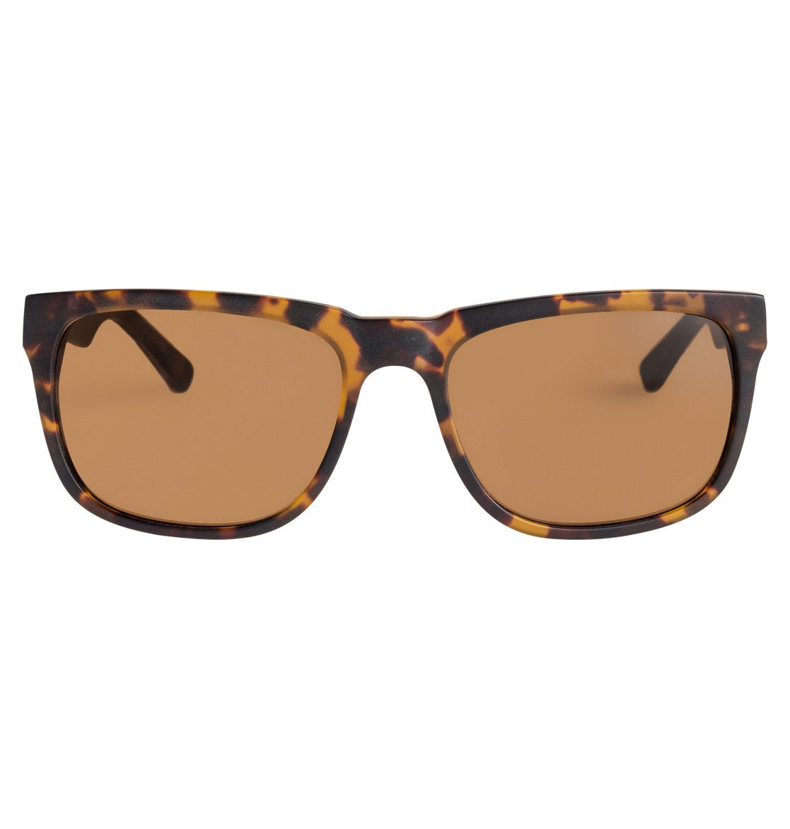 DC Shoes Sonnenbrille »DC Shades«, braun, Matte tortoise/brown
