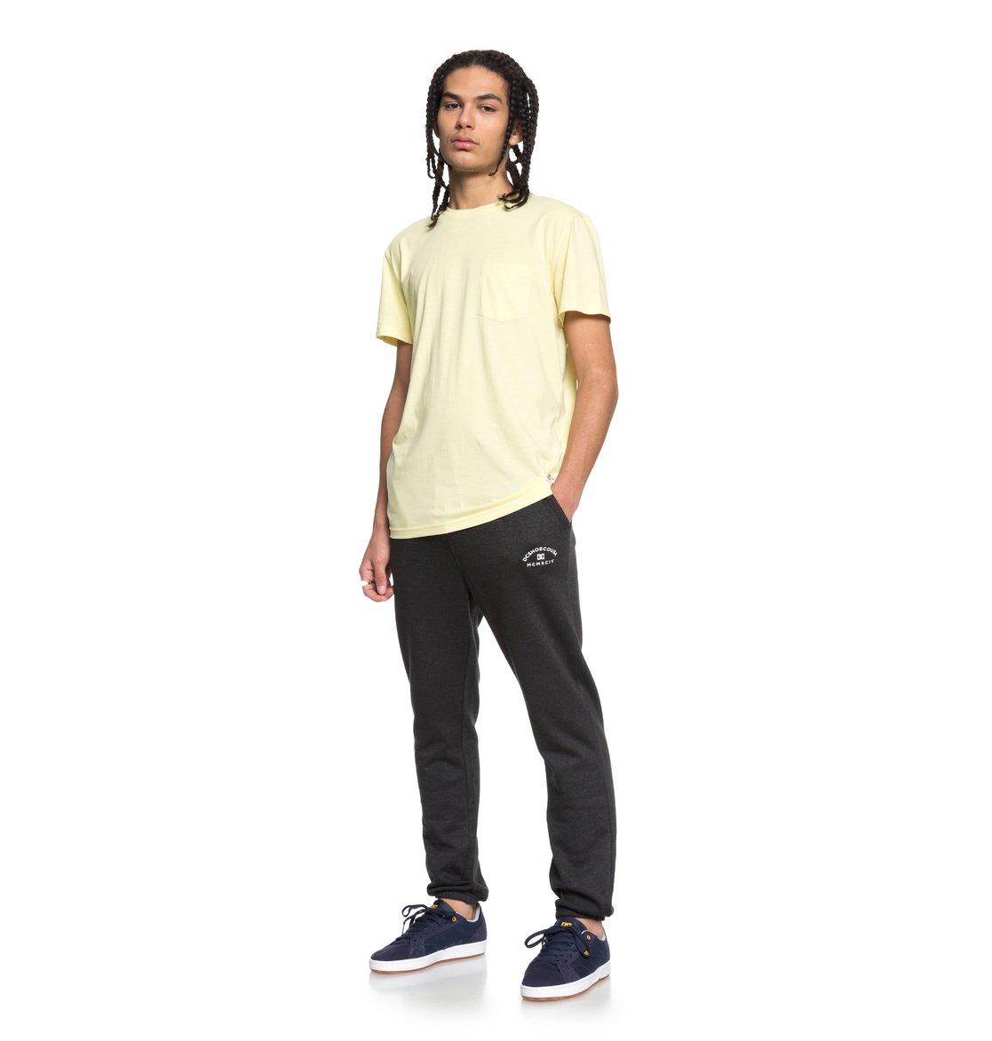 DC-Shoes-Rebel-Pantalon-de-Chandal-para-Hombre-EDYFB03048