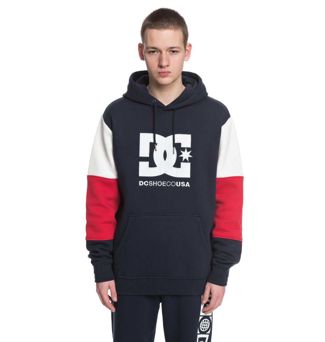 à Homme 0 EDYFT03352 pour capuche Shoes Doney Sweat DC gqxTFO