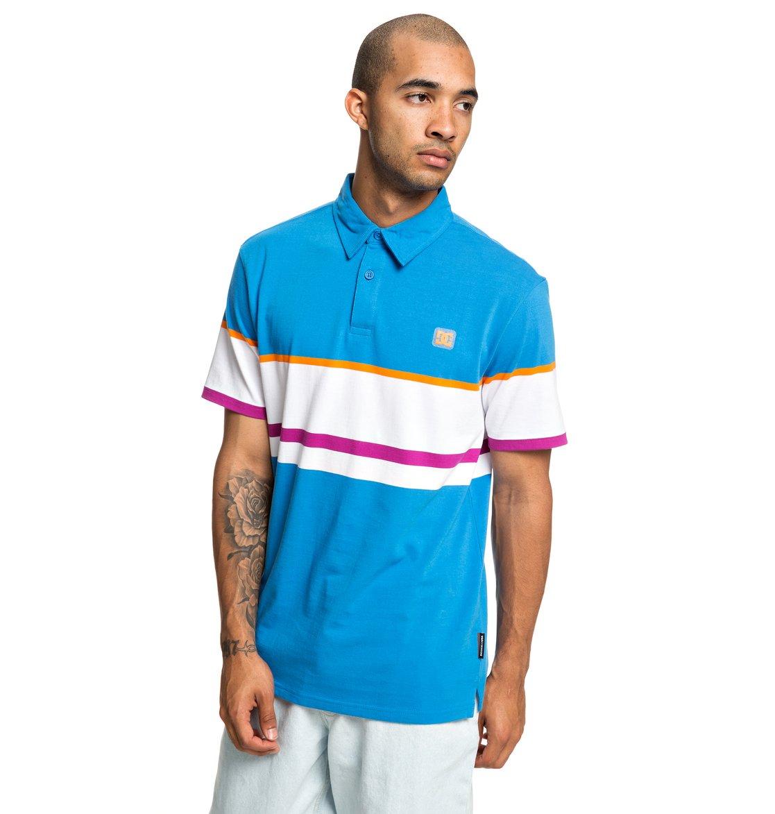 0 Granline - Camisa Polo de Manga Corta para Hombre EDYKT03439 DC Shoes 7088a692c8a