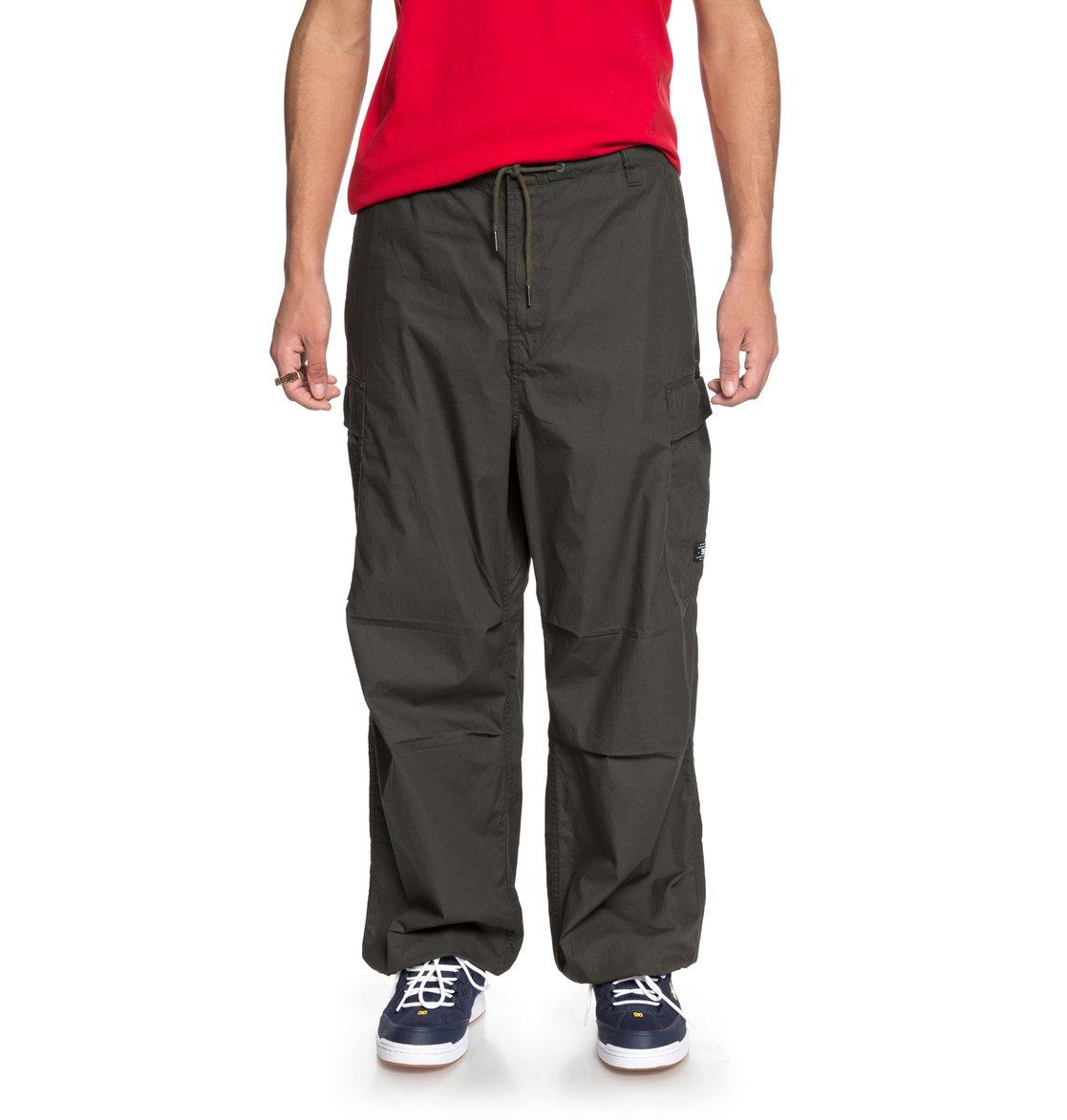 Trueper Parachute Pants Edynp03127 Dc Shoes
