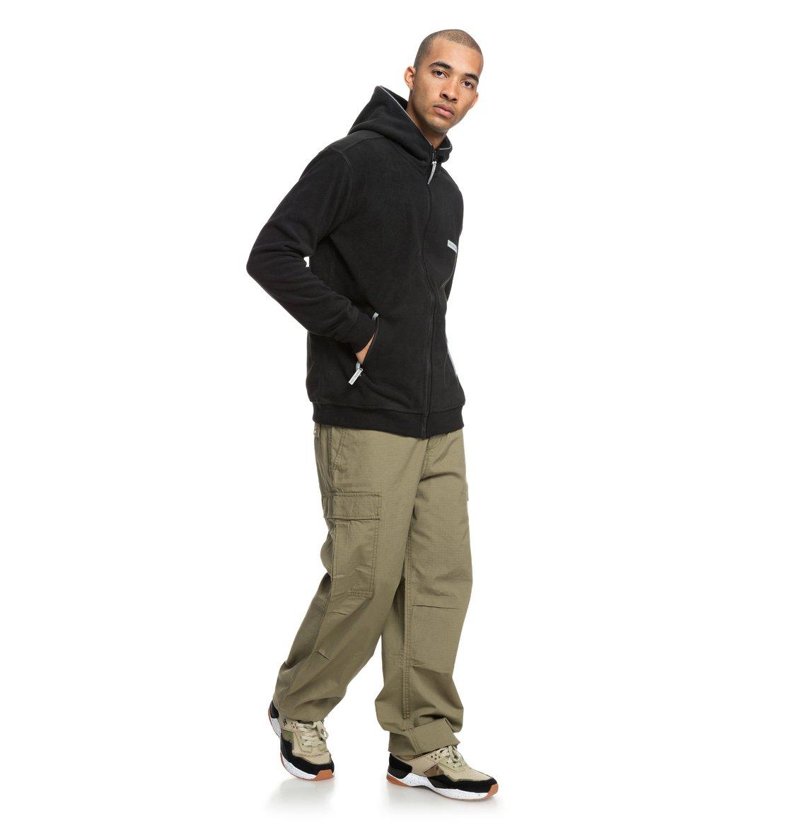 DC-Shoes-Beckerley-Zip-Up-Hoodie-for-Men-Maenner