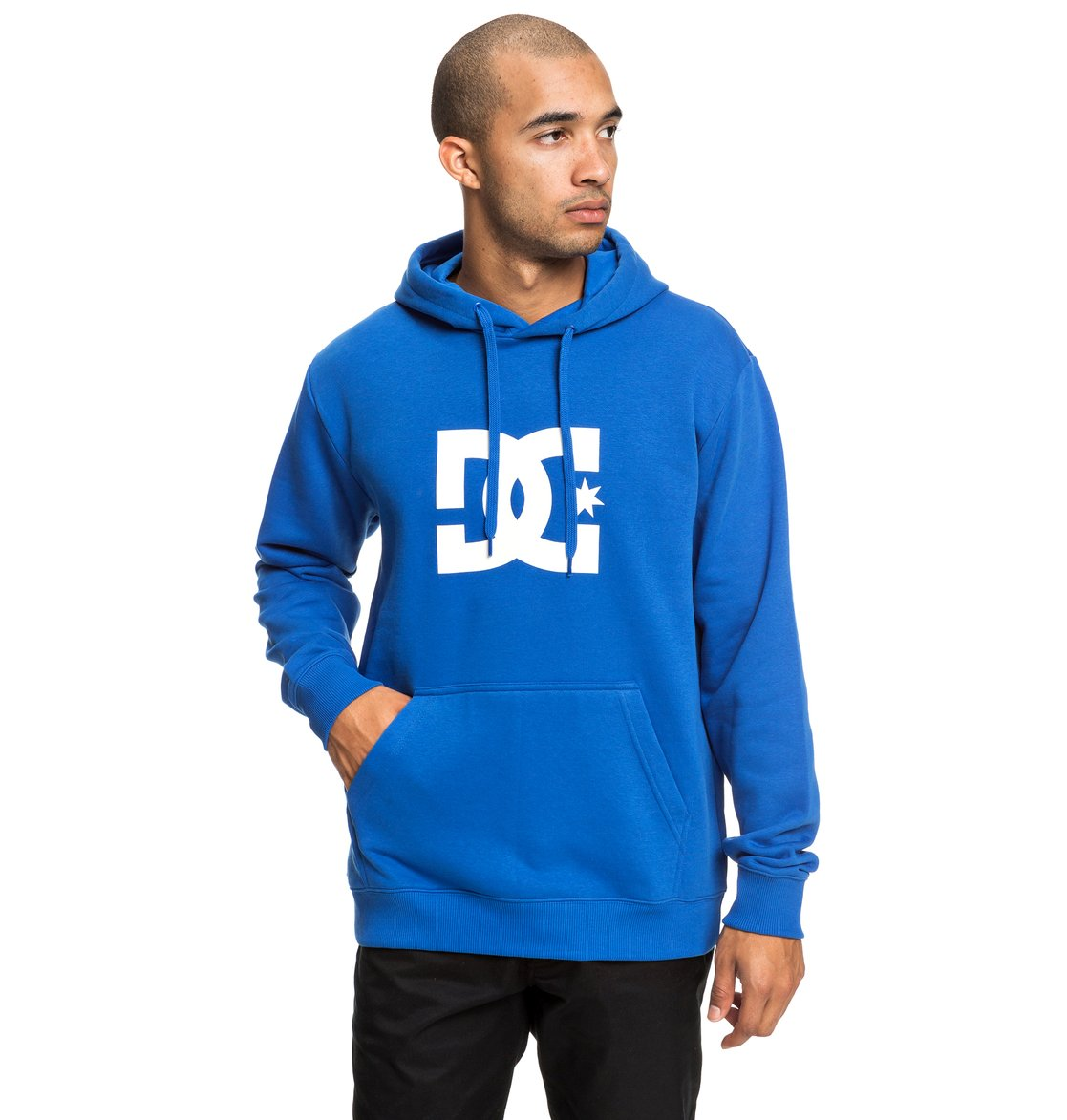 0 Star Hoodie Blue EDYSF03165 DC Shoes 63a53836ec